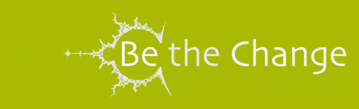 be-the-change-logo