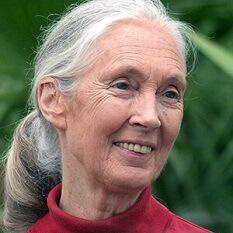 Speaker - Jane Goodall