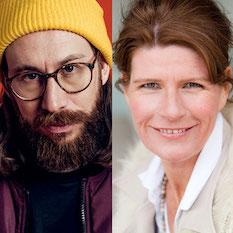 Speaker - Waldemar Zeiler & Claudine Nierth