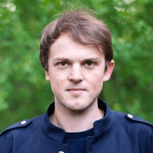 Speaker - Erik Marquardt