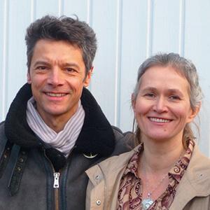 Speaker - Martin Stengel & Silke Hagmaier