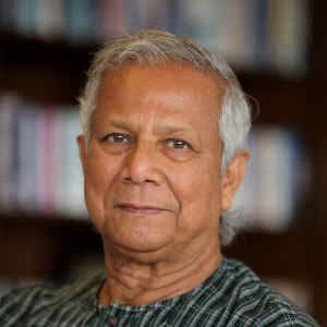 Speaker - Muhammad Yunus