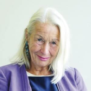 Speaker - Ute Karin Höllrigl