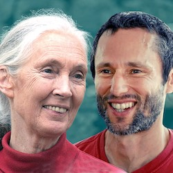 Speaker - Jane Goodall & Charles Eisenstein